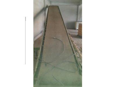 Satılık İkinci El Çalışır Vaziyette Arızasız 2. El  Balya Taşıma Bandı Fiyatları Konya taşıma,yükleme,indirme,bant,konveyor