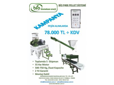 For Sale New DRYING, PELLET, GRINDING AND PACKAGING SYSTEMS fertilizer drying, prina drying, waste drying, residual drying, fertilizer pelletizing, sawdust pelleting, prina pelletizing, waste pelletizing, pellet press, pellet press