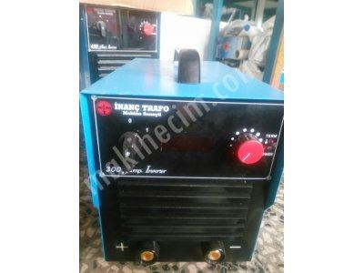 Satılık Sıfır 300 Amper İnverter Kaynak Fiyatları İzmir interver kaynak 300 amper