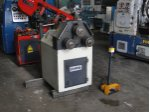 Tamamen Faal Sorunsuz Şahinler Pk35 Boru Profil Kıvırma Makinası