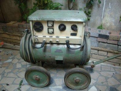Satılık 2. El Alman Malı Jenarotor Kaynak Makınesı Fiyatları  kaynak makınesı