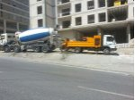 Kiralık Araç Üstü Sabit Beton Pompaları