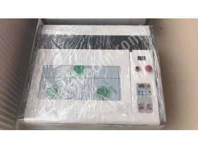 Satılık Sıfır Lazer kazıma kesme makinası Fiyatları Konya lazer makinası, lazer makinesi, Lazer , kazıma , kesme , çizme , 40 Watt ,
