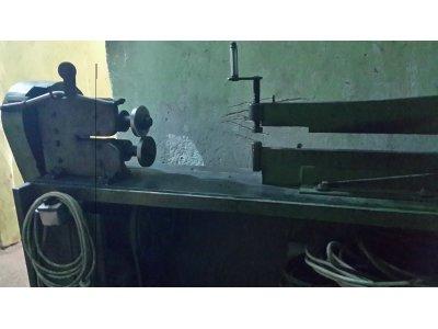 Satılık 2. El Metal Sac Kesme Daire Kesme Makinasi Fiyatları İzmir 1985 model daire kesme makinasi