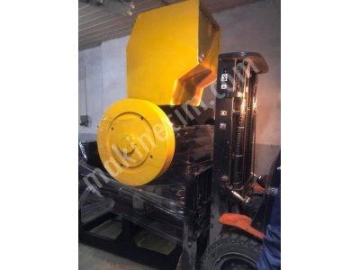 Satılık Sıfır 80lik 5 döner çuval laylon kırması Fiyatları İstanbul kırma makinası,plastik kırma makinası,plastik kırma