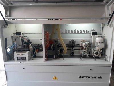 Satılık İkinci El Kenar Bantlama Makinesi Fiyatları Ankara kenar bantlama yapıştırma tamir bakım yedek parça freze kazıma polisaj