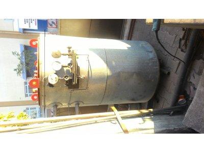 Satılık 2. El Kızgın Yağ Kazanı 250.000 Kcal/h Fiyatları Tekirdağ KAZAN, KIZGIN YAĞ KAZANI, KIZGINYAĞ KAZANLARI, BOİLER, Thermal Oil Boiler