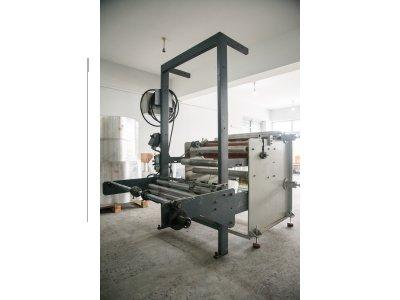 Satılık 2. El 80 Cm Dilimleme Makinesi Fiyatları Denizli bobin dilimleme makinası
