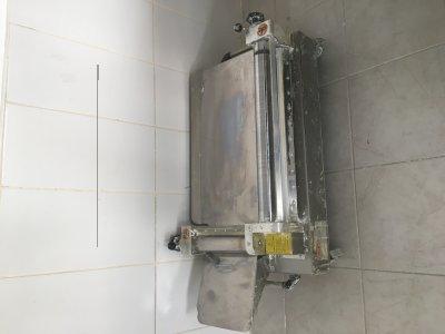 Satılık İkinci El Yufka Yedek Makinası Fiyatları İzmir Yufka,yedek makinası, çelik merdane
