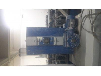 Satılık 2. El File Kepenk Makinası Fiyatları Ankara file kepenk üretim hattı