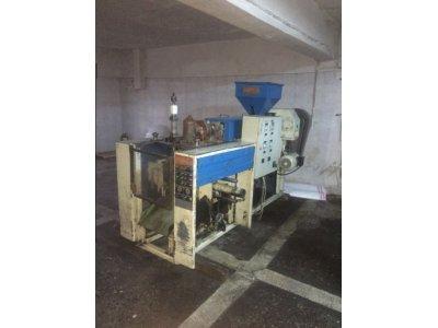 Satılık 2. El Bidon Şişirme 60 Lik Fiyatları İstanbul Şişirme, şişirme makinaları, bidon, bidon üretim