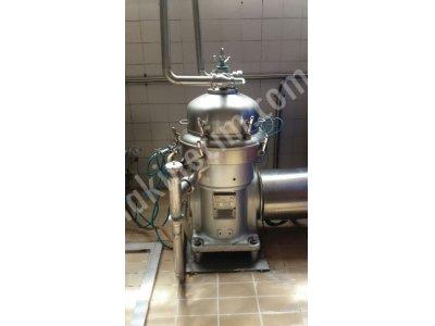 Alfa Laval Süt Temizleme Klarifikatörü