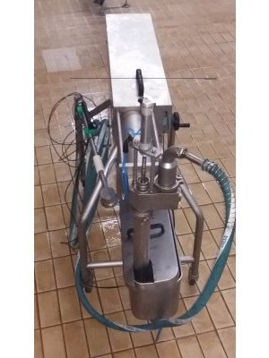 Süt,sıvı Ve Yoğurt Dolum Makinesi, Kulp Dolum Makınesi(Gramajlı Dolum)