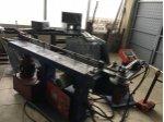32X2 Hidrolik Ve Nc  Boru Bükme Makinası