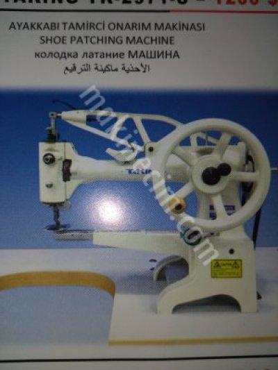 Satılık Sıfır Taking kollu makine Fiyatları Adana Kollu makine, ayakkabı tamirci makine si