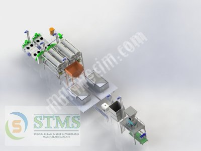 Seed Sifting Plant