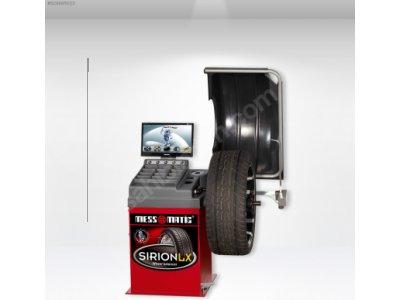 Satılık Sıfır Mess-matıc Sırıon-lx Balans Makinası Fiyatları İzmir balans, balans makine,lastik ,lastik sökme takma araba araç servis ekipman