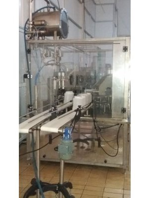 Bidon Yoğurt Dolum Makinesi
