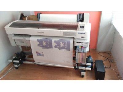 Satılık İkinci El Epson Sc F6000 Süblimasyon Yazıcı Fiyatları İstanbul Süblimasyon, Dijital Baskı, Tekstil, Yazıcı, Forma Baskı