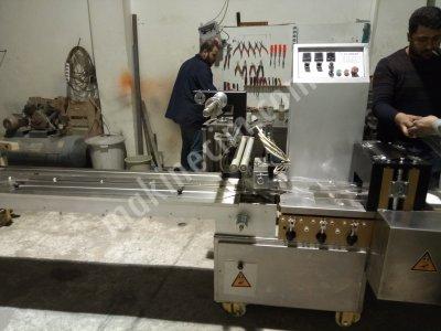 Satılık İkinci El Ekmek paketleme makinesi Fiyatları Gaziantep Ekmek paketleme makinası