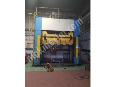 3200X2100 300 Ton Hidrolik Pres