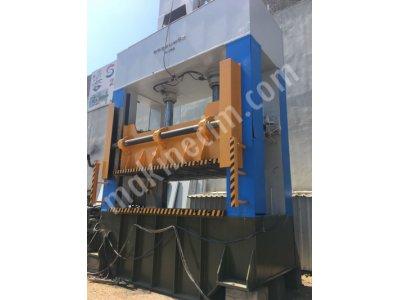 3200X2100 250 Ton Hidrolik Pres
