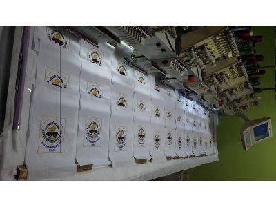Satılık İkinci El 6 Kafa 9 İgne Feıya Nakış Makinası 2004 Model Fiyatları  6 kafa 9 igne nakış makinası
