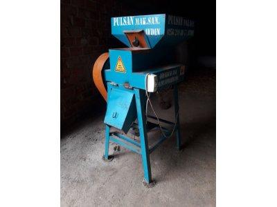 Satılık 2. El Az Kullanılmış Yem Ezme Makinası Fiyatları Aydın Yem ezme makinası