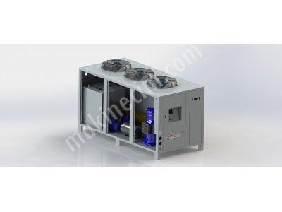 Ac-60 Chiller Su Soğutma Makinesi