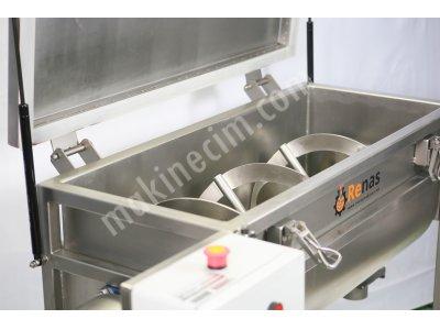Satılık Sıfır RENAS RMX-U 400 LT TOZ VE GRANÜL KARIŞTIRICI Fiyatları İstanbul karıştırma makinası,toz karıştırma makinası,granül karıştırma makinası,karıştırma kazanı,homojenizatör,