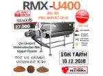 Renas Rmx-U 400 Lt Toz Ve Granül Karıştırıcı ( Dev Kampanya)