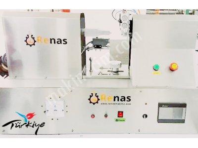 Ryk-2000F Fotoselli Ultrasonik Krem Tüp Kapatma Makinası