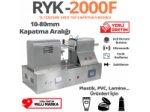 Ultrasonik Krem Tüp Kapatma Makinası
