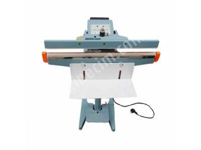 Satılık Sıfır KS-F800 80 Cm Mekanik Pedallı Poşet Yapıştırma Makinası Fiyatları İstanbul poşet yapıştırma,poşet ağzı yapıştırma,poşet kapatma makinası,poşet ağzı kapatma makinası,