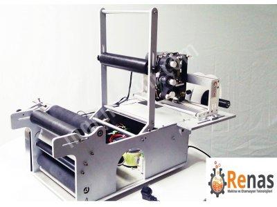 Satılık Sıfır Renas Mt 75SP Tarih Kodlamalı Etiketleme Makinası Fiyatları İstanbul etiketleme makinası,etiketleme,etiket makinası,etiketleme makineleri,etiketleme makinaları