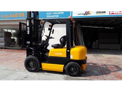 Satılık Sıfır 2.5  Tonluk  Yeni  Dalian  Forklift Fiyatları  FORKLİFT,YENİFORKLİFT, 2. ELFORKLİFT,GARANTİLİFORKLİFT,BURSAFORKLİFT,2.5  TON FORKLİFT,SERVİSİOLANFORKLİFT,PARÇASI BOLFORKLİFT,UCUZFORKLİFT,YAYGINFORKLİFT,YENİFORKLİFT