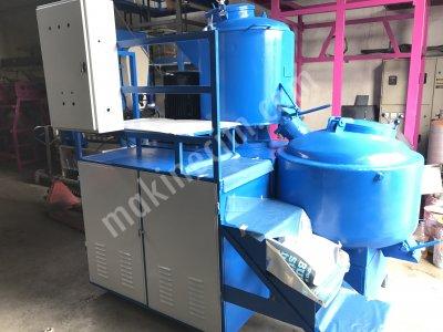 Satılık İkinci El PVC MİKSER MAKİNASI Fiyatları Gaziantep mikser, pvc, makina, plastik, geri dönüşüm, 100, kg