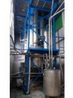 Alman Yapımı Evaporatör, Yoğurt Vakum Ci̇hazı ( 10 Ton)