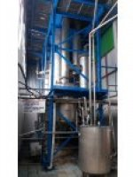 Süt Vakum Cihazı Evaporatör ( 10 Ton) Web Marka