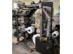 3 Renk Flekso Baskı Makinesi
