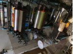 Roll To Roll Flekso Printing Machine