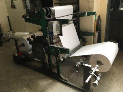 Satılık İkinci El Flekso Kagıt Ambalaj Baskı Makinadı Fiyatları İstanbul baskı makinası, kağıt baskı makinası, flekso baskı makinası