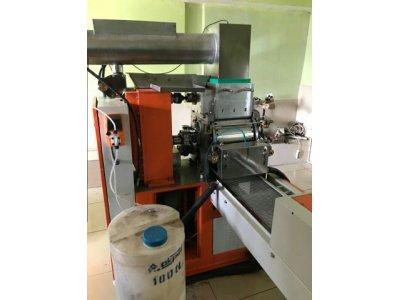 Satılık 2. El 2 Ek Sifir Ayarında Ful Otomatik R Tipi 12.5 Ton Küp Şeker Makinası Fiyatları İstanbul ful otomatik küp şeker makinası