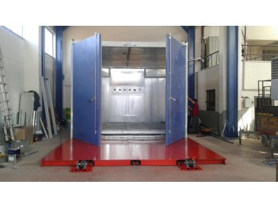 Powdercoating Systems,