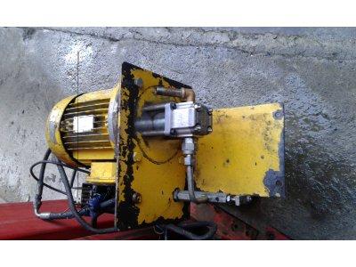 Satılık İkinci El Hidrolik Pompa Motor Fiyatları İzmir Hidrolik pompa,pompa,hidrolik