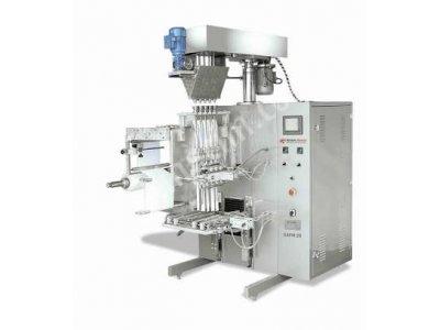 Satılık 2. El 3ü 1 Aarada Paketleme Makinası Fiyatları Gaziantep Nescafe dolum makinası