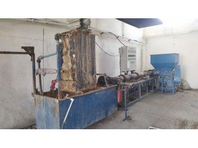 Satılık İkinci El Satılık 130'luk Makarna Kesim Fiyatları  Granül makinası