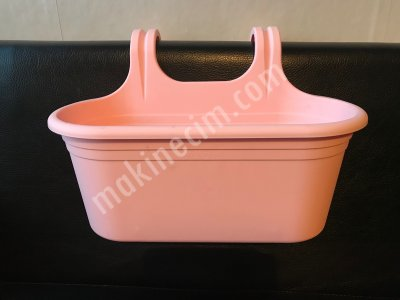 Flower Pot For Balcony With Hanger
