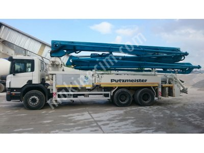 For Sale Second Hand Used putzmeister Z38 concrete pump Used putzmeister Z38 concrete pump,used concrete pump putzmeister 38 m,