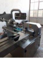 GAZİPAK GP01-Yatay Paketleme rol ekmek paketleme makinası